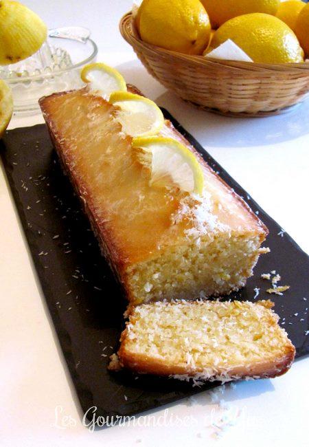 Cake citron - coco LGY