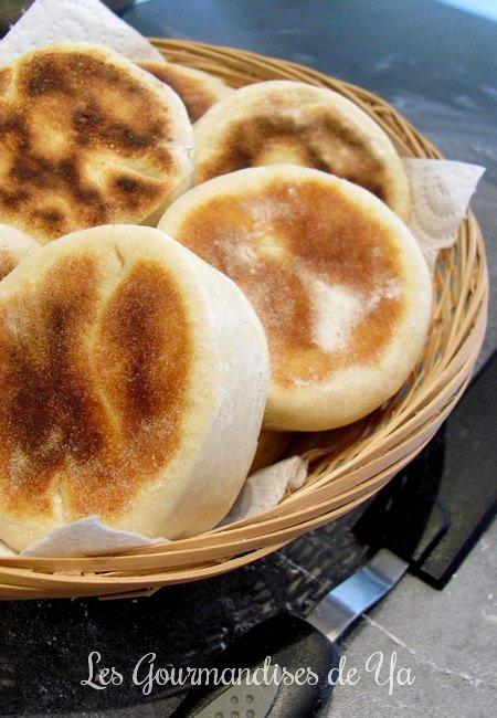 Muffins Anglais LGY 02