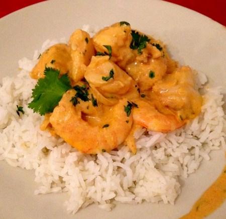 Curry de la mer LGY