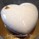 Coeur d'amour à la vanille