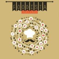 Logo Foodista Challenge