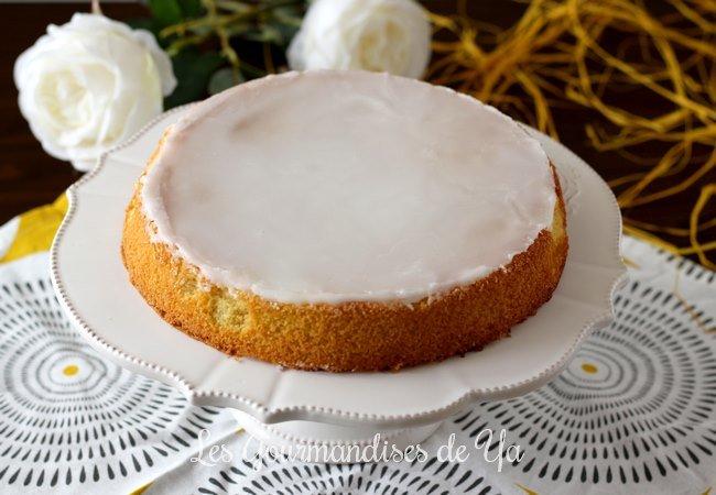 Gâteau nantais LGY