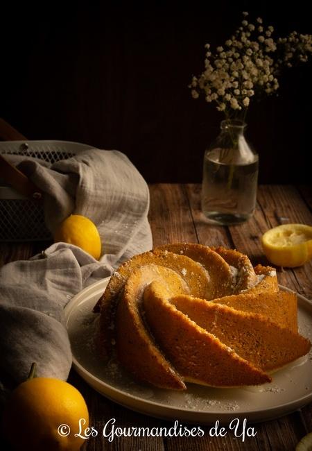 Bundt cake citron-pavot LGY 01