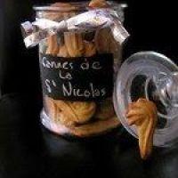 La Fabrique à Délices : Cannes de la Saint-Nicolas