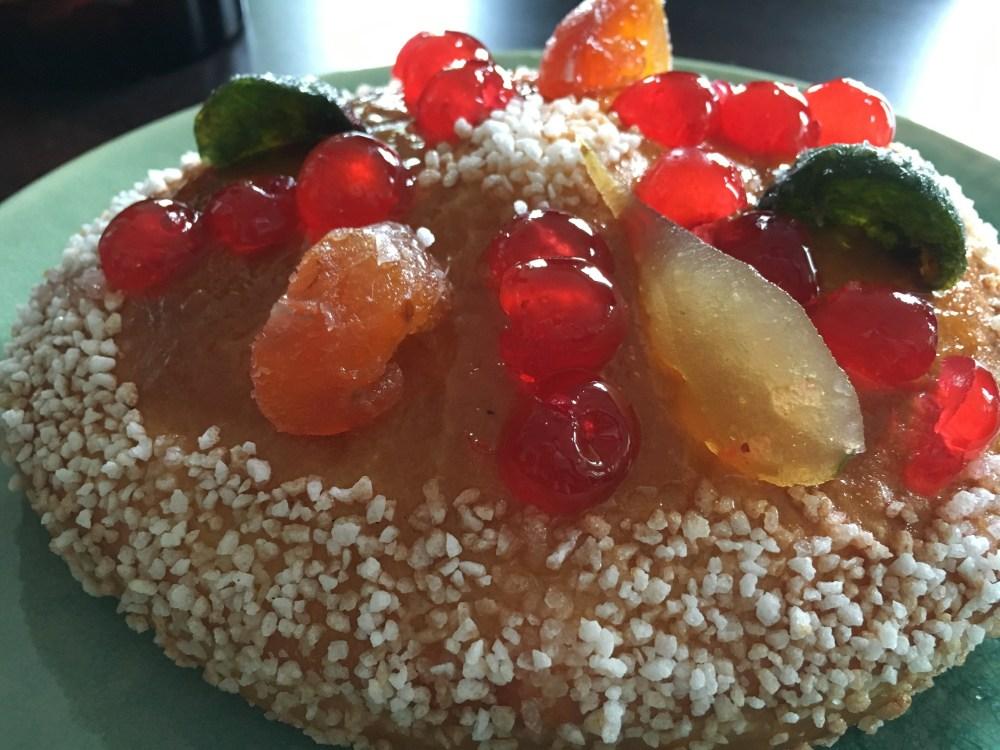 Brioche aux fruits - Adrien Bachelier