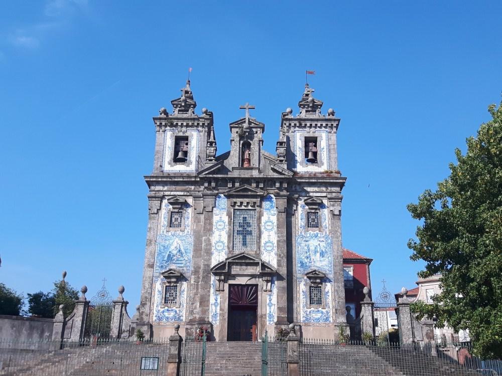 L'église Sao Joao
