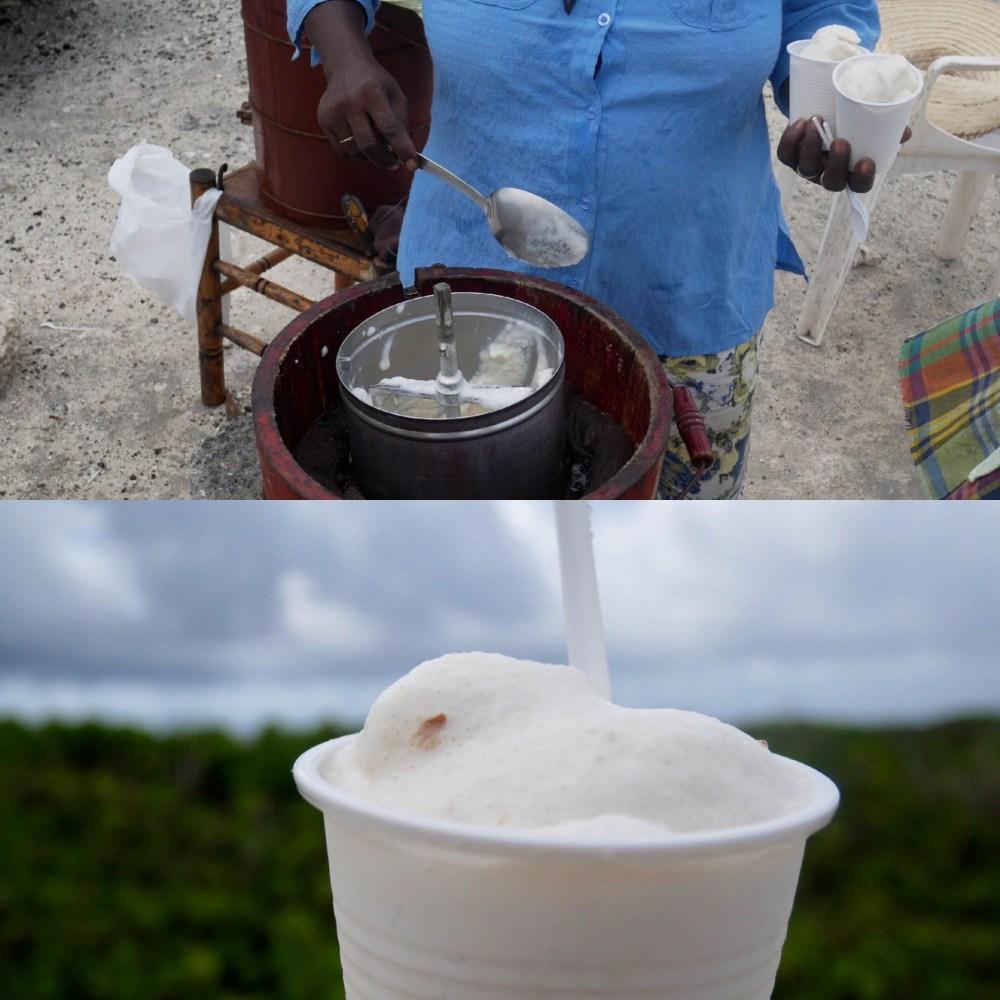 sorbet coco