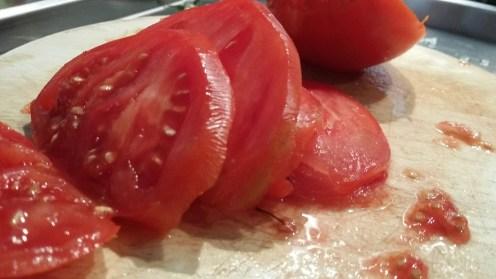 Tomates mûres et charnues...