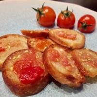 """Pan con tomate"" à la mode LGD."