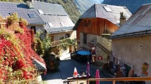 Le joli village de Venosc