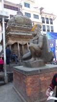Statue de Garuda