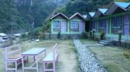 Le logement de Dharapani: trop mignon!