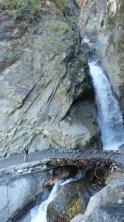Impressionnante cascade