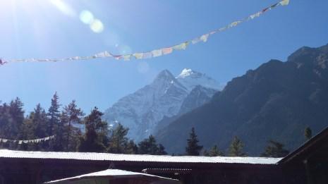 L'Annapurna IV (7525m)