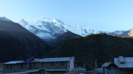 Lever de soleil sur l'Annapurna IV