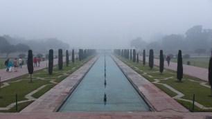 La vue doit être spectaculaire sans brouillard!