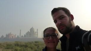On a retrouvé le Taj!