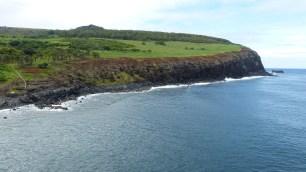 Falaises du volcan Rano Kau