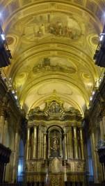 L'intérieur de la cathédrale est magnifique