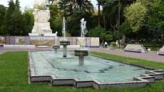La Plaza España