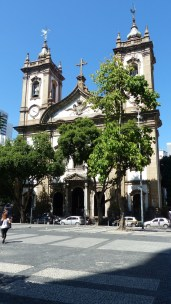 L'Igreja da Ordem Terceira do Carmo