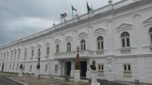 Le Palácio dos Leões (palais des lions), siège de la préfecture