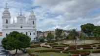 La Catedral da Sé, toute blanche