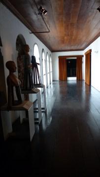 L'ancien palais épiscopal a été transformé en musée d'art