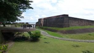 Le fort de Belém, construit pour protéger le port