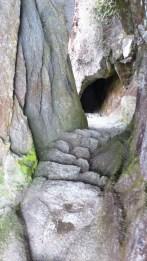 Encore un tunnel Inca!