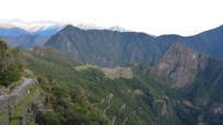 Lumière matinale sur le Cerro Machu Picchu