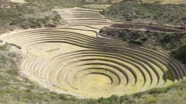 Terrasses circulaires de Moray