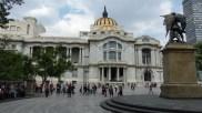 Le Palacio de Bellas Artes