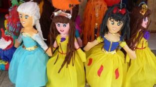 Piñata: on aurait presque pas envie de les détruire!