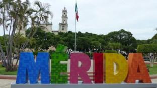 Vue depuis la Plaza Grande
