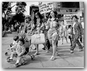 Manifestation_legalisation_avortement