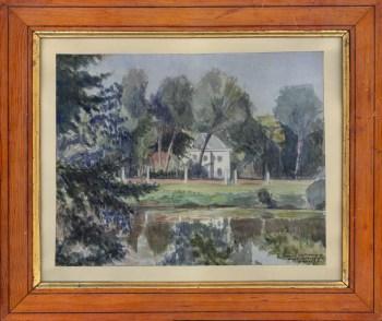 1925-06 GRAVEREAUX, Raymond - La grande maison de Croissy a wp