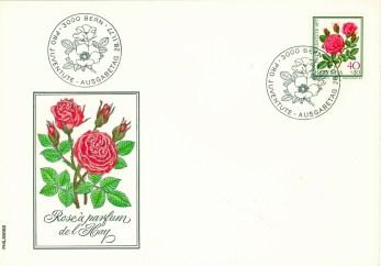 1977 Pro Juventute - Enveloppe premier jour 1_wp