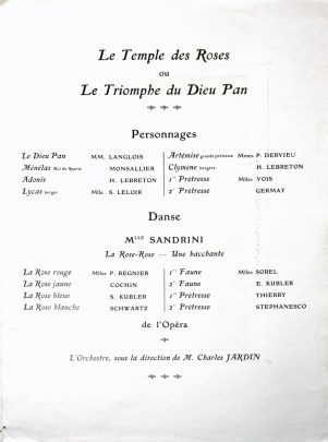 1907-06-23 - Programme de la Matinée au Théâtre des Roses p3-2_wp