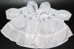 Robe bébé 1-1