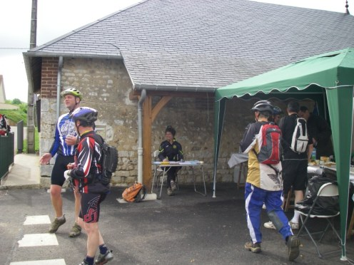 2010 Val de Seine Ravito 20 km