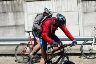 2010 Val de Seine ravito 40 km