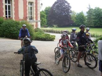 2008 Val de Seinel école cyclo