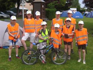 2008 Week-end jeunesl école cyclo
