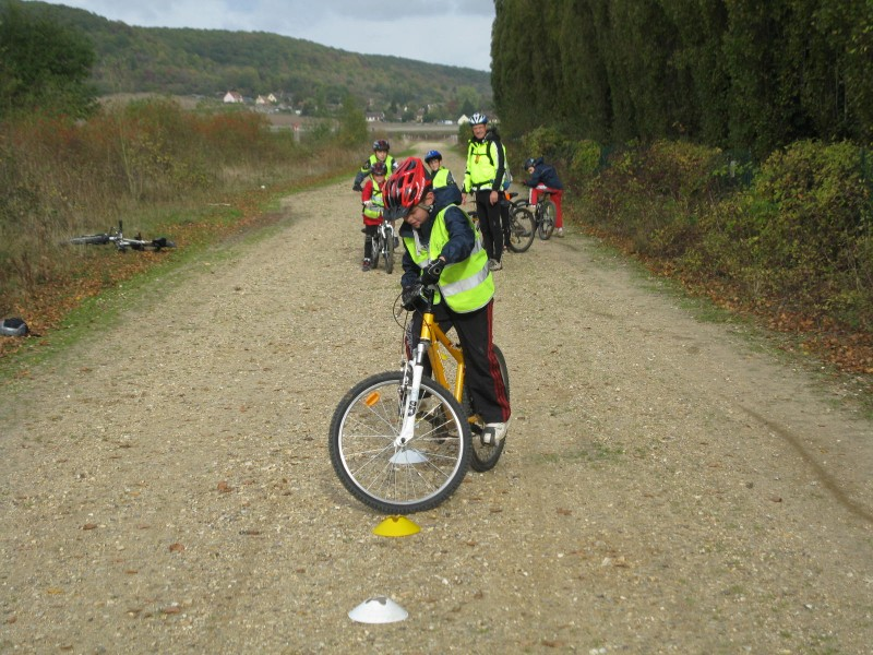 2009 17 octobre école cyclo