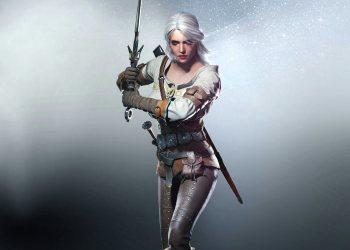 Цири. Ведьмак 3: Дикая охота (The Witcher 3: Wild Hunt)