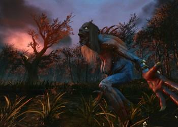 Водяная баба. Ведьмак 3: Дикая охота (The Witcher 3: Wild Hunt)
