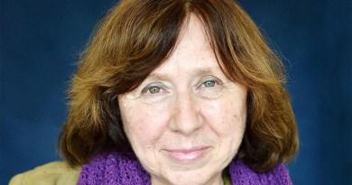 Светлана Алексиевич получила Нобелевскую премию по литературе