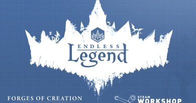 "Endless Legend - Обновление ""Forges of Creation"""