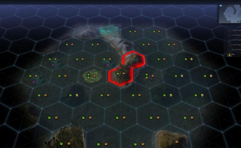 Civilization Beyond Earth — Морской старт не морской фракции